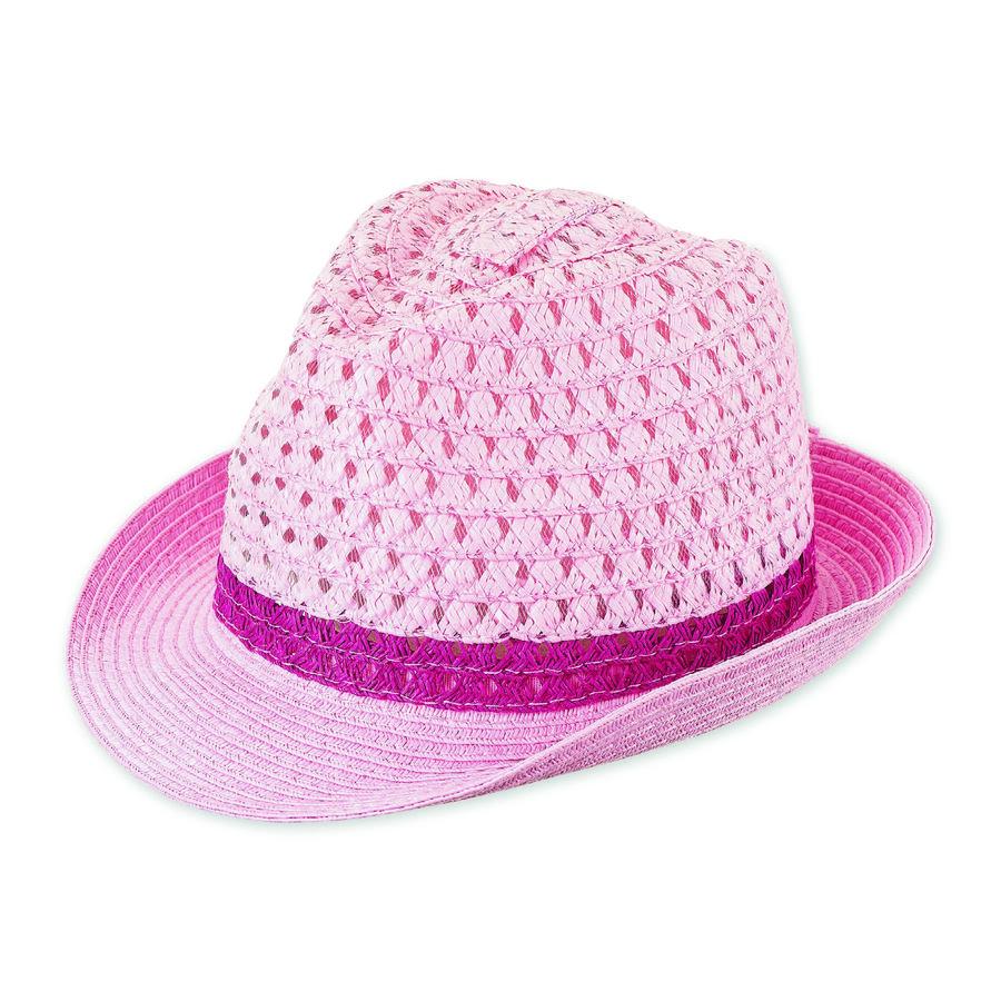 Sterntaler kapelusz słomkowy kwiat migdałowca