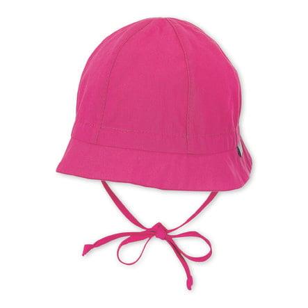 Sterntaler Girls si zahalil klobouk purpurový