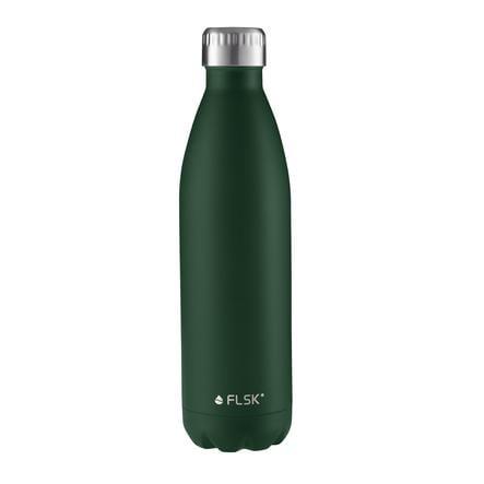 FLSK® Gourde enfant 750 ml vert, dès 2 ans