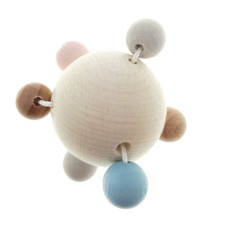 HESS Rattle Ball natur