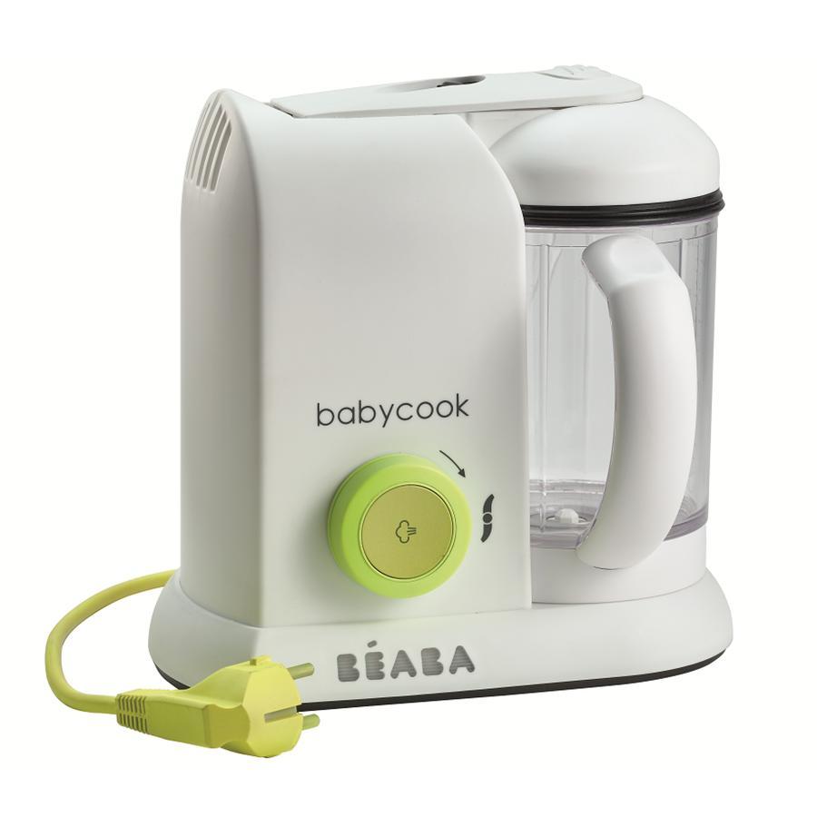 BEABA Robot Babycook Solo 4 en 1, néon