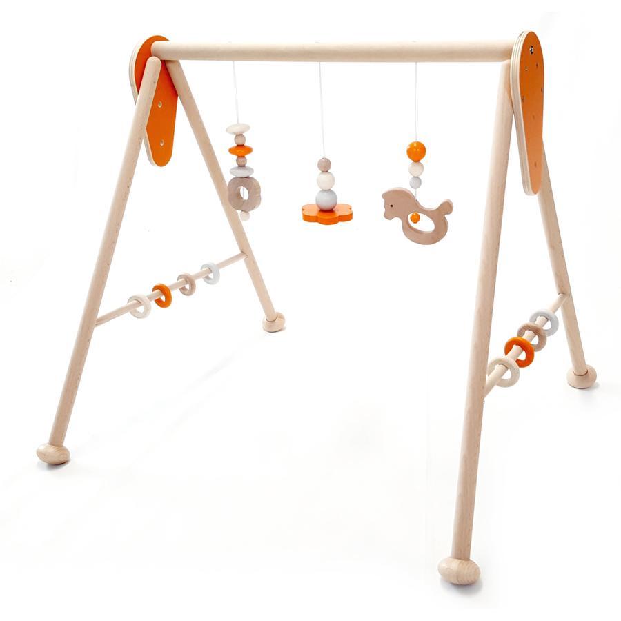 HESS Babyspielgerät Pferd, nature orange