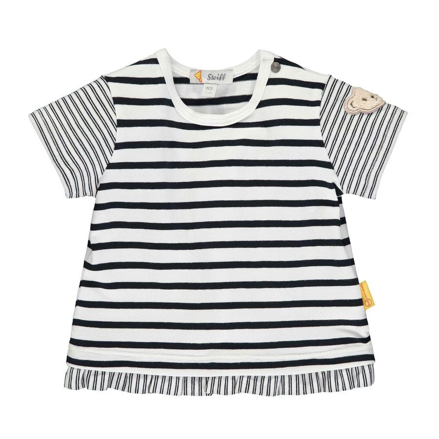 Steiff T-shirt, svart iris