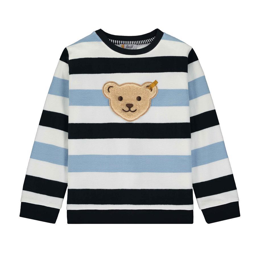 Steiff Sweatshirt, b right  white