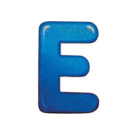 SELECTA Houten letter E