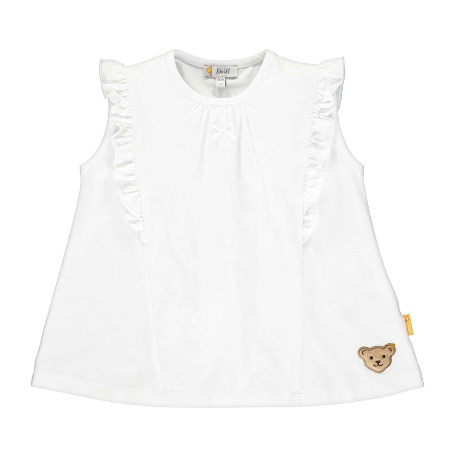 Steiff Camiseta, b right  white