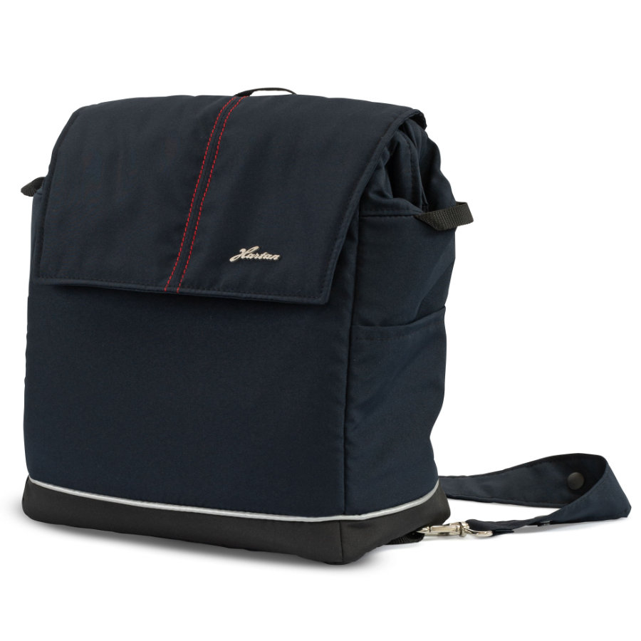 Hartan Ryggsäck Flexi bag Navy Dots (507)