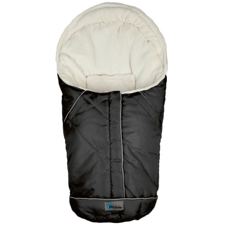 ALTA BÉBE Infant Seat Winter Footmuff VOYAGER (AL2003) Angel