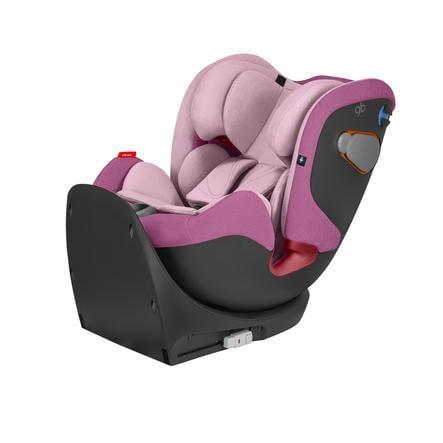 gb GOLD Kindersitz Uni All Sweet Pink