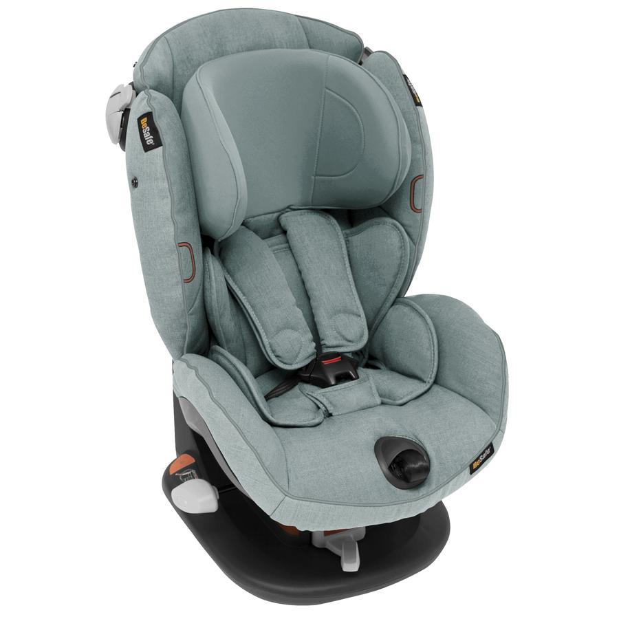 BeSafe Kindersitz iZi Comfort X3 Sea Green Mélange