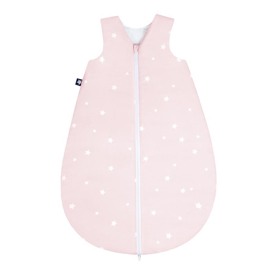 JULIO ZÖLLNER Saco de dormir de peluche erizo / estrella rosa