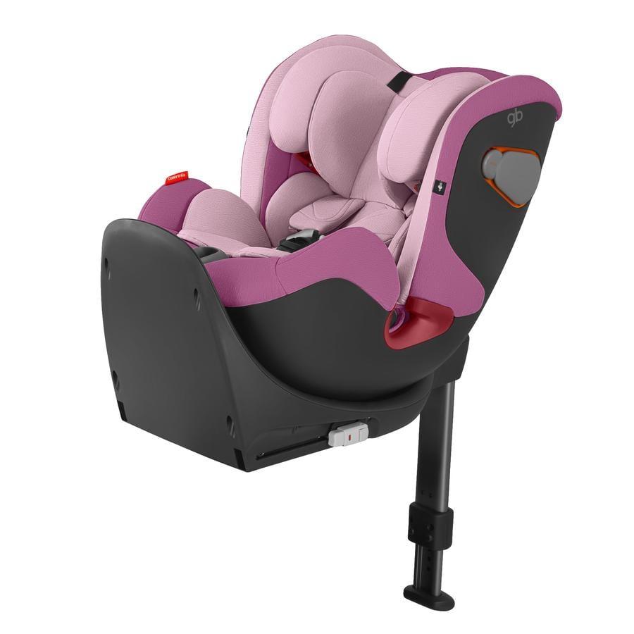 gb GOLD Silla de coche Convy-Fix  Sweet Pink