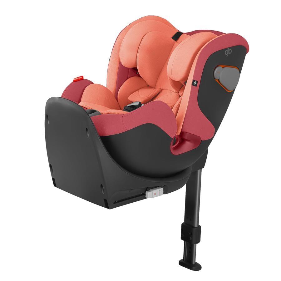 gb GOLD Kindersitz Convy-Fix Rose Red