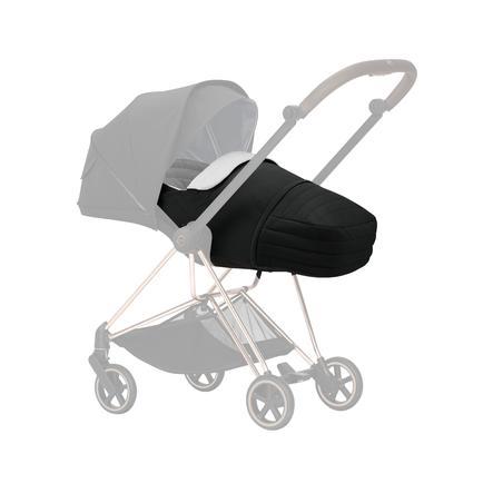 cybex PLATINUM Kinderwagenaufsatz Lite Cot Deep Black