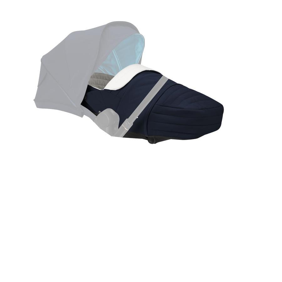 cybex PLATINUM Kinderwagenaufsatz Lite Cot Nautical Blue