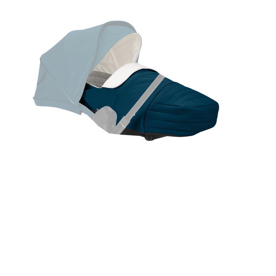 cybex PLATINUM Kinderwagenaufsatz Lite Cot Mountain Blue
