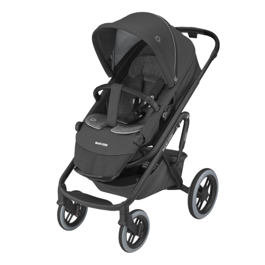 MAXI COSI Kinderwagen Lila XP Essential Black