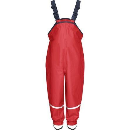 PLAYSHOES Pantalones de lluvia - rojo