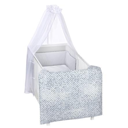 Alvi ® sengesæt 3-delt, mosaik
