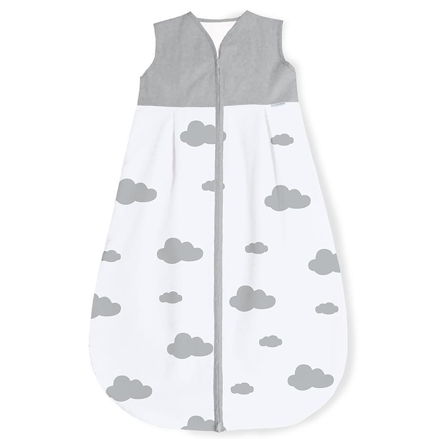 Pinolino Gigoteuse bébé été nuages gris 70 - 130 cm