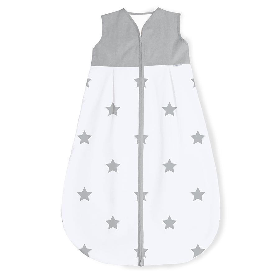 Pinolino Gigoteuse bébé été étoiles gris 70 - 130 cm