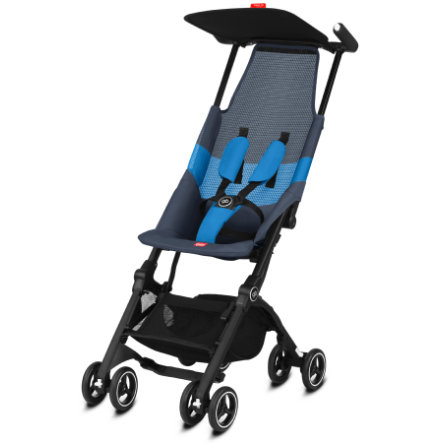 gb GOLD Buggy Pockit Air, All Terrain - Night Blue - navy blue