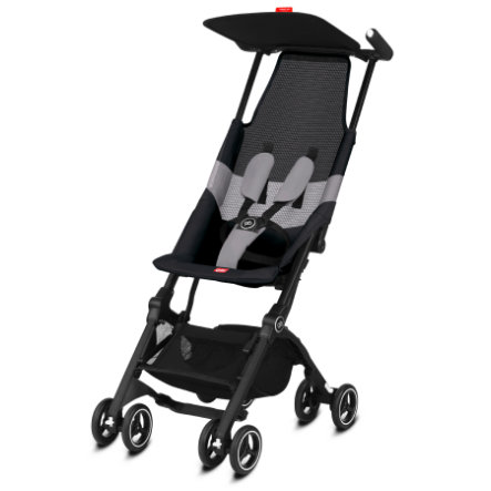 gb GOLD Buggy Pockit Air All Terrain - Velvet Black