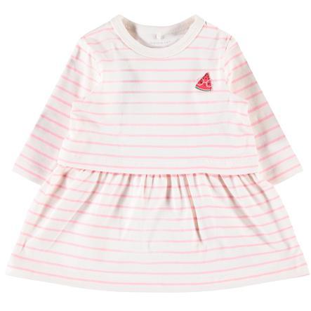 pojmenuj to Dívčí šaty Nbfdilara růžový nektar