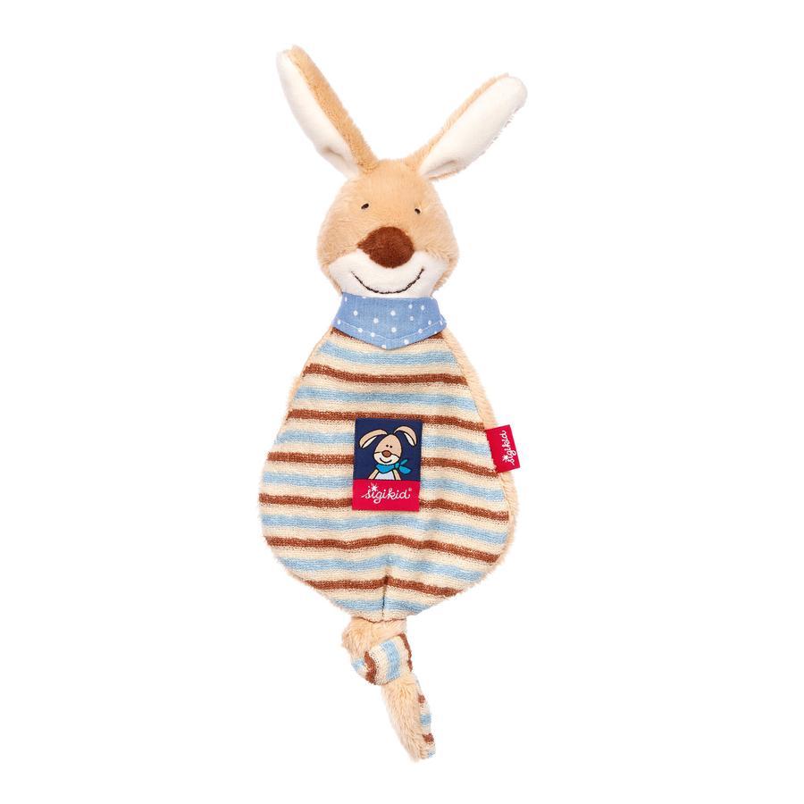 sigikid® Mini-Schnuffeltuch Semmel Bunny