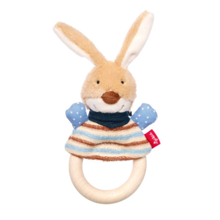 sigikid Anillo de agarre Semmel Bunny