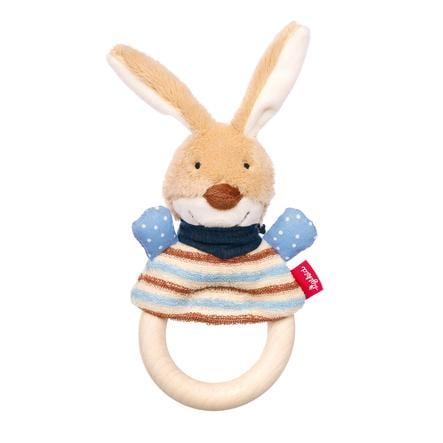 sigikid® Greifring Semmel Bunny