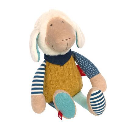 sigikid mouton en peluche - Patchwork Sweety
