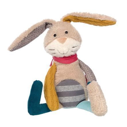 sigikid ® Cuddly Toy Bunny - Patchwork Sweety