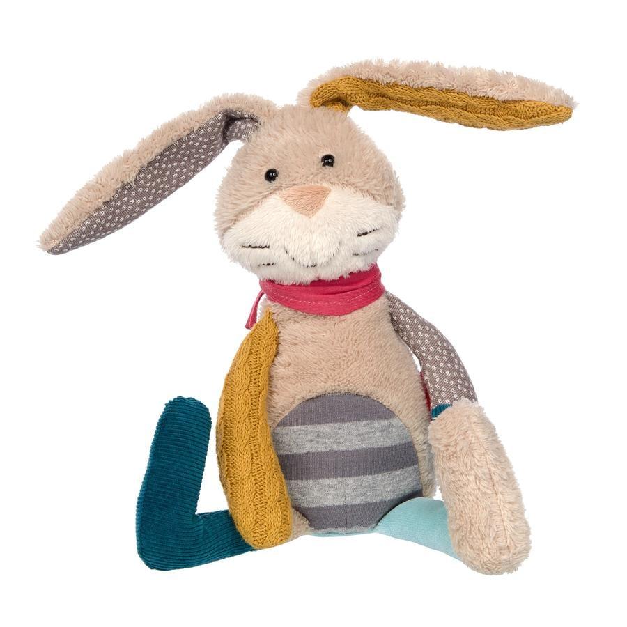 sigikid ® Kæledyr kanin - Patchwork Sweety