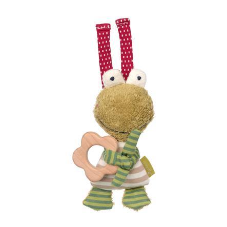 sigikid® Greifling Frosch, Green