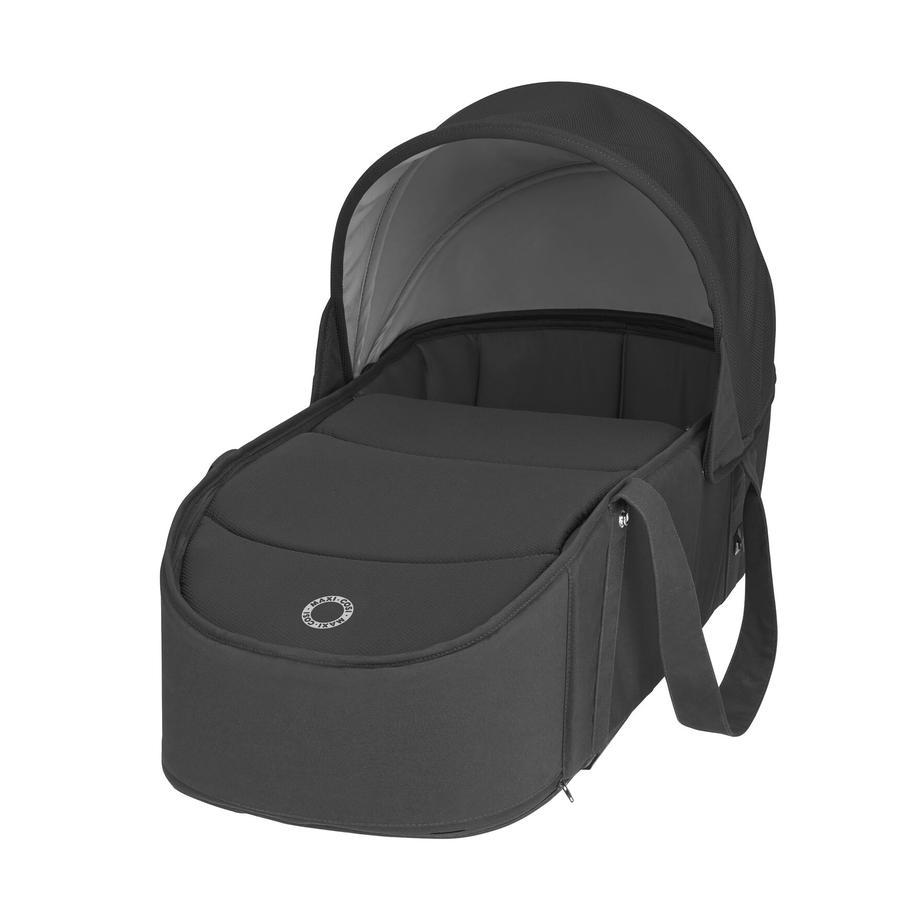 MAXI COSI Gondola Laika Soft Essential Black