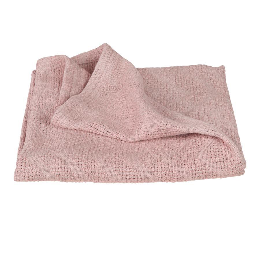 roba Decke in Strickoptik Lil Planet rosa