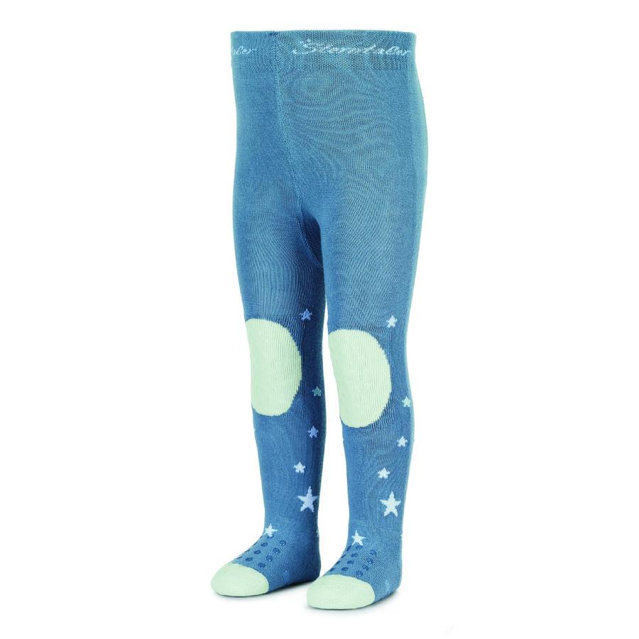 Sterntaler plíživé punčocháče Emmi střední modrá