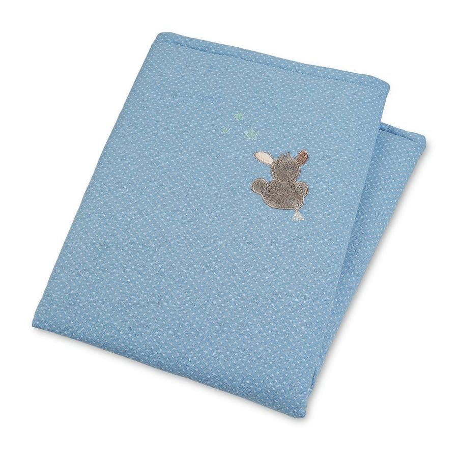 Sterntaler Cuddly tæppe polstret Emmi 100 x 75 cm