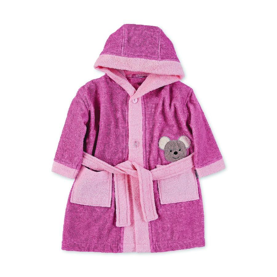 Sterntaler Bademantel Mabel rosa