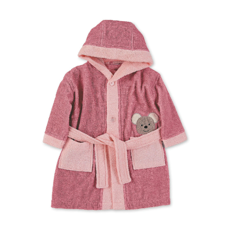 Sterntaler Bathrobe Mabel rosa
