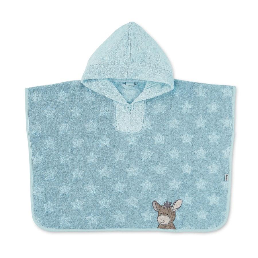 Sterntaler Bath poncho Emmi medium blå