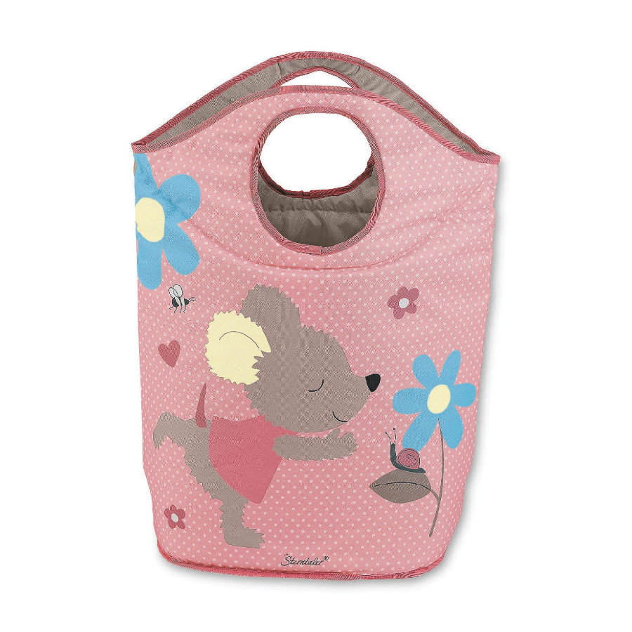 Sterntaler Panier de rangement enfant Mabel la souris