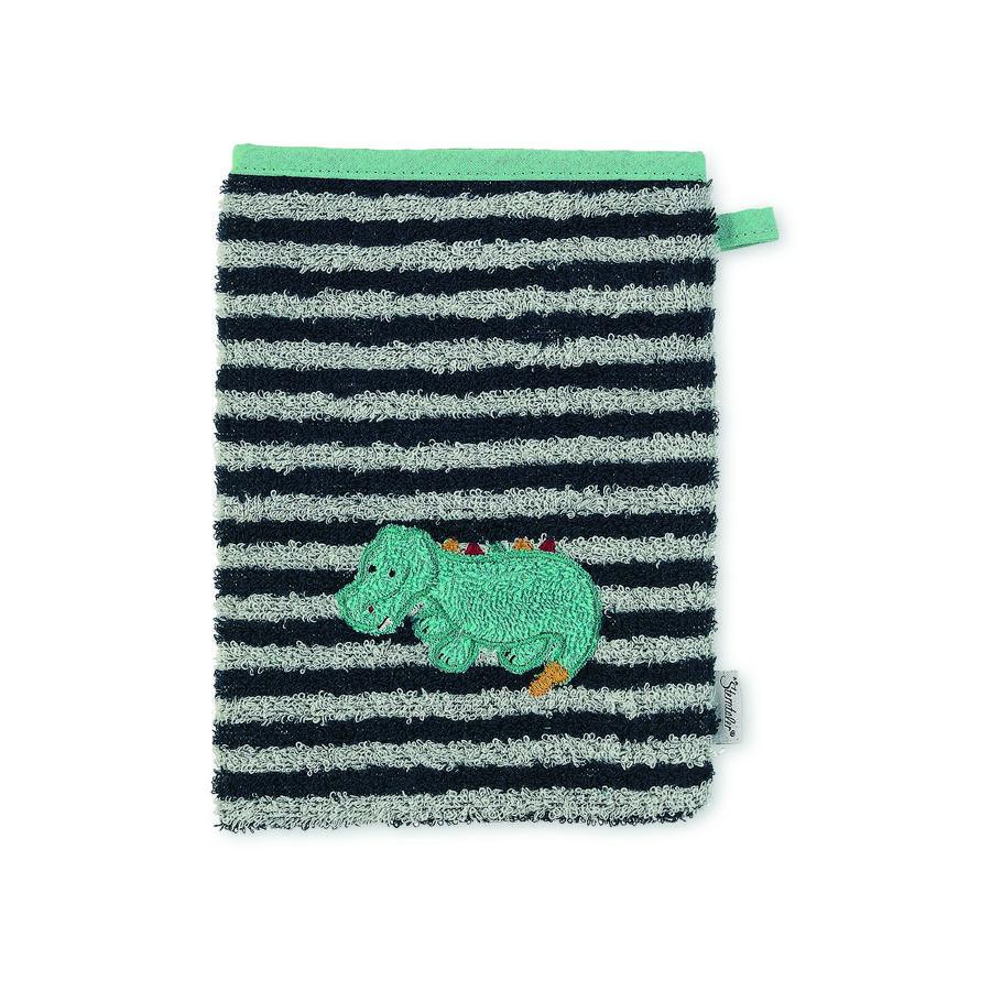 Sterntaler tvätthandske 2-pack kuddedjur Konrad