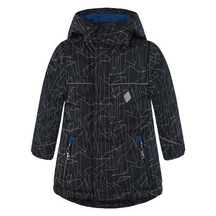 KANZ Chlapecká bunda s odnímatelnou kapucí