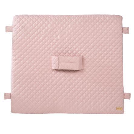 roba Sicherheitswickelauflage Style rosa 85 cm x 75 cm