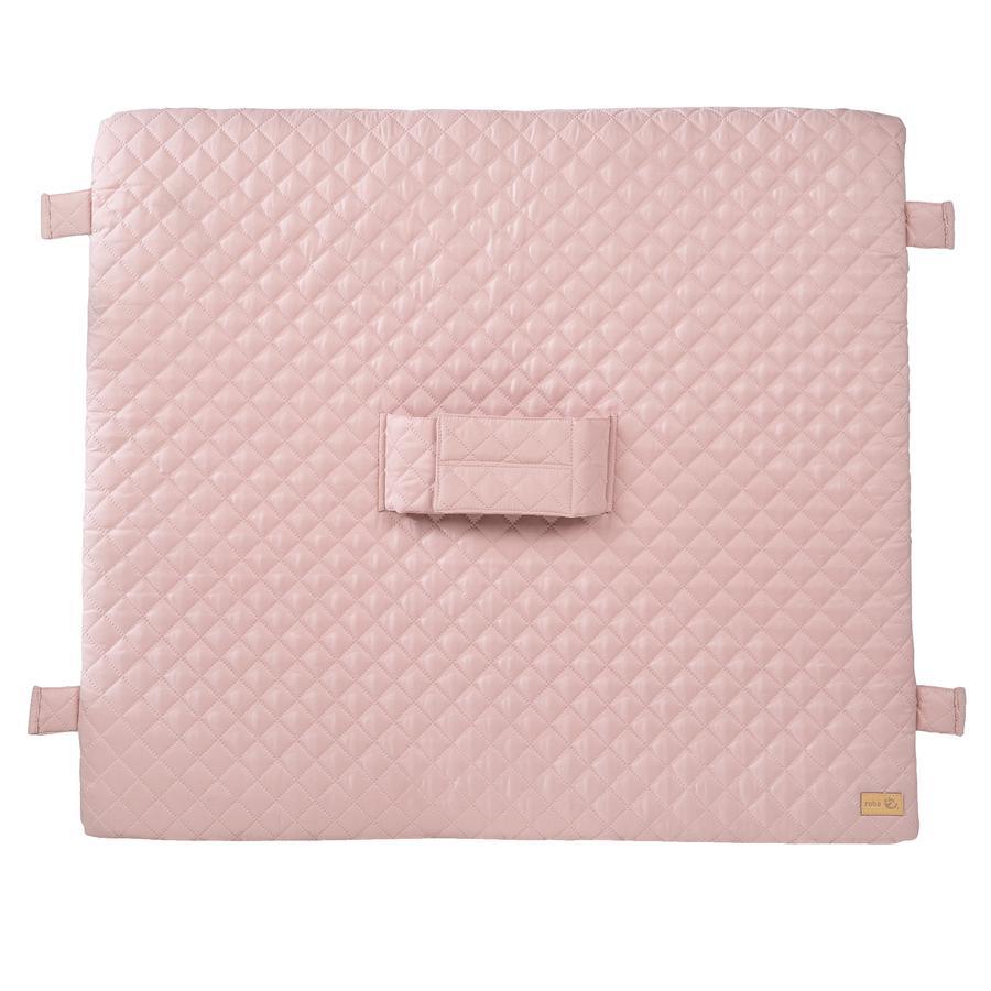 roba Sikkerhetsskiftematte Stil rosa 85 cm x 75 cm