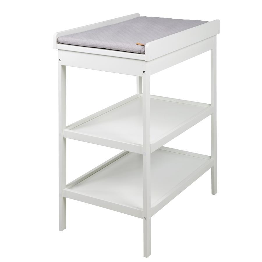 roba Table à langer, matelas à langer Style bois blanc