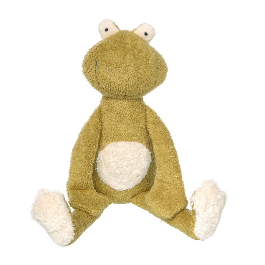 sigikid® Kuscheltier Frosch, Green