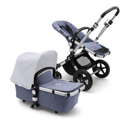 bugaboo Kinderwagen Cameleon 3 Plus Alu/Blue Melange
